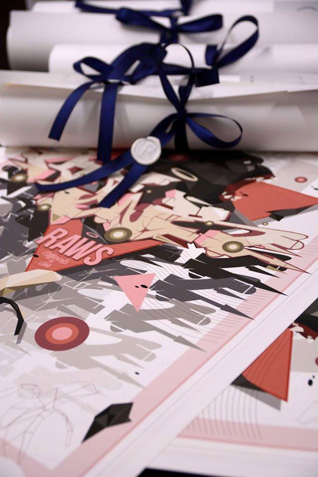 raws print 5