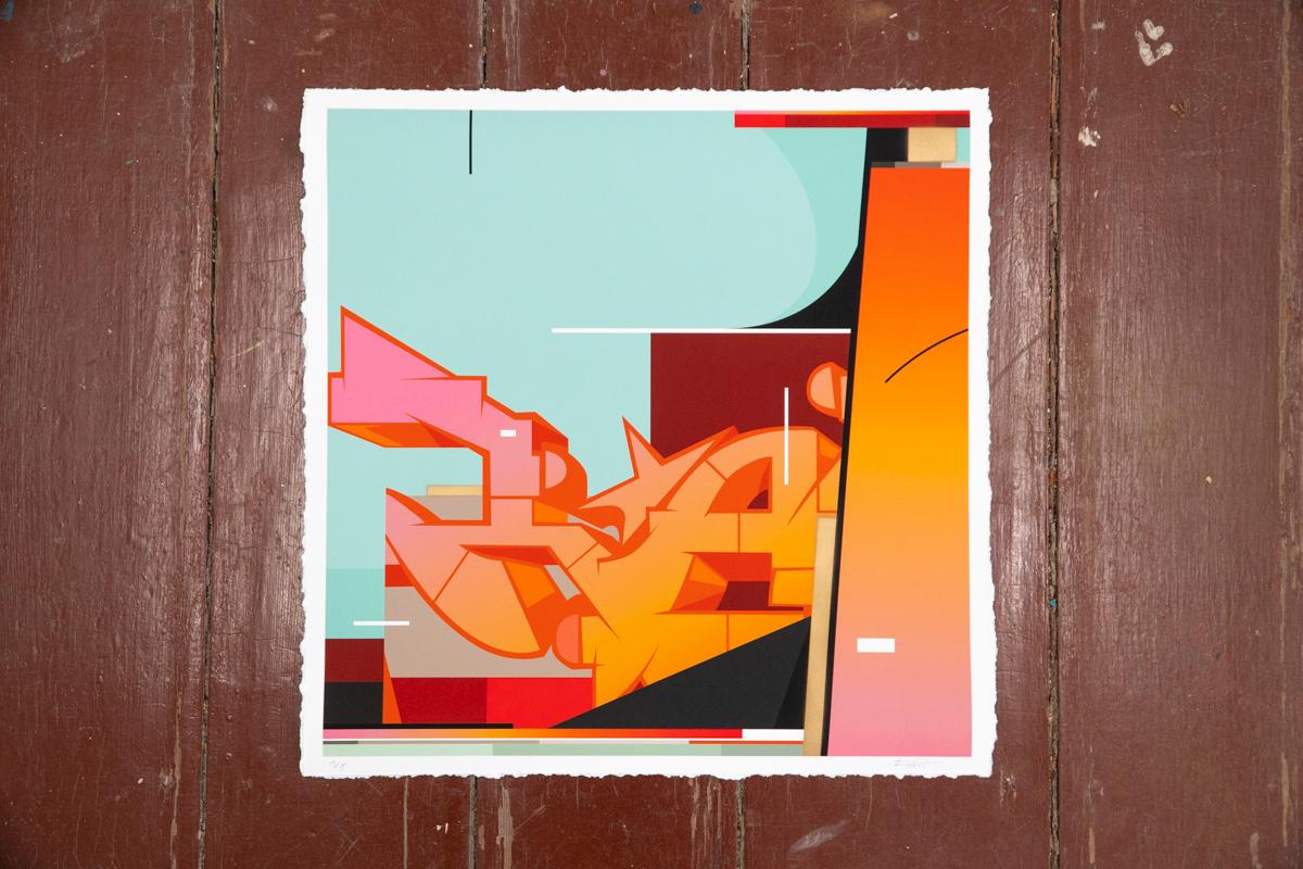 raws graffiti print 2018