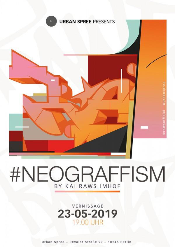 #neograffism exhibition show kai raws imhof